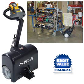 Mobile Industries Self-Propelled Electric Powered Tugger