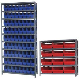 Steel Shelving with 6