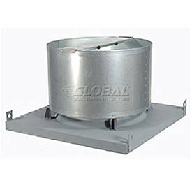 Heavy Duty All-Welded Belt & Direct Drive Roof Ventilators