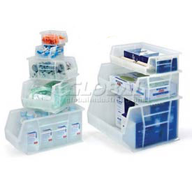 Clear View Premium Stacking Bins