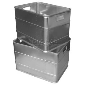 Nestable Aluminum Storage Containers
