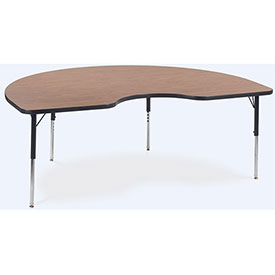 Virco® - Activity Tables With Adjustable Legs - Choice Of Shapes
