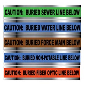 Detectable Warning Tapes