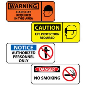OSHA Graphic Signs