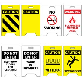 Facility Floor Signs