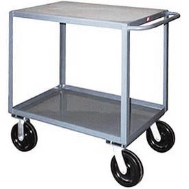 Reinforced Steel Stock & Utility Carts