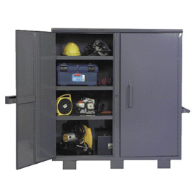 Job Site Storage Cabinet