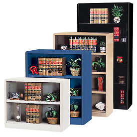Steel Bookcases