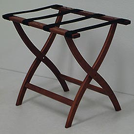 Wood Frame Luggage Racks