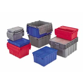 Orbis Flipak® Attached Lid Distribution Containers