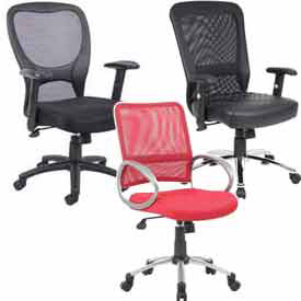 Boss Chair - Ergonomic Mesh Chairs