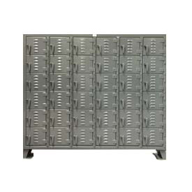Strong Hold® Heavy Duty 36 Multi-Compartment Locker 7.56-36D-180