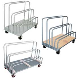 Jamco Adjustable Panel & Sheet Mover Trucks with 6 Dividers