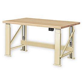 Height Adjustable Hydraulic Work Benches