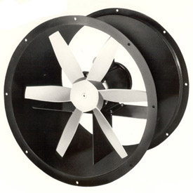 Explosion Proof Tube Axial Direct Drive Duct Fan