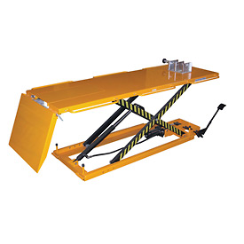 Vestil Hydraulic Motorcycle Lift Table