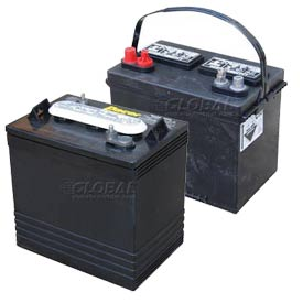 Replacement Batteries for Vestil Self-Propelled Electric Pallet Jack Trucks