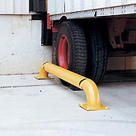 Vestil Loading Dock Wheel Alignment Curbs