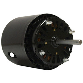 3.3 Inch Diameter GE 11 Frame Refrigeration Fan Motors