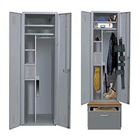 Hallowell Taskforce XP Heavy Duty Lockers