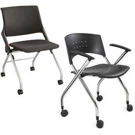 Safco® - XTC® & Niche Nesting Folding Chairs