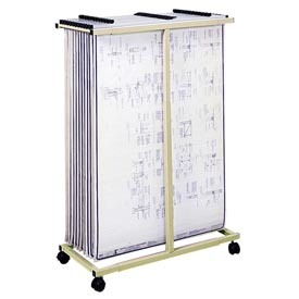 Safco® - Adjustable Mobile Vertical File