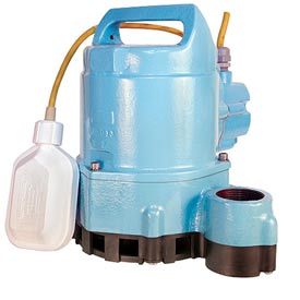 High Temperature Submersible Effluent Pumps