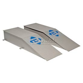 Bluff® Premium Steel Wheel Riser Ramps