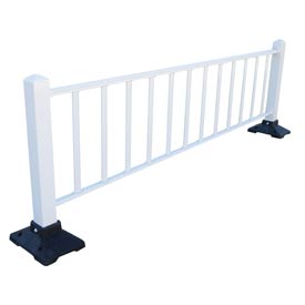 Galvanized Steel Safety Barriers
