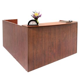 Regency -  Manager Series Laminate Reception Station