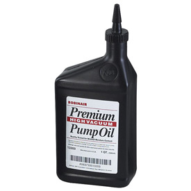 Premium High Vacuum Pump Oil