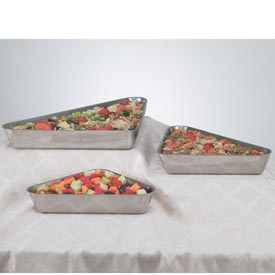 Vollrath® Double Wall Triangular Bowls