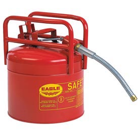 Eagle DOT Transport Safety Cans