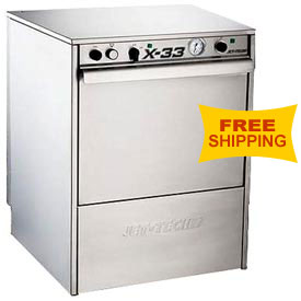 Jet-Tech Low-Temperature Stainless Steel Dishwashers