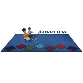 Solid & Color Block Carpets