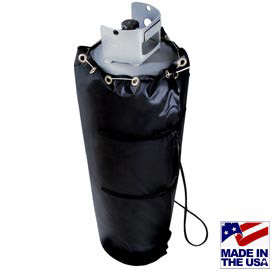 Powerblanket® Heated Gas Cylinder Wraps