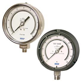 Wika® High Precision Gauges With Stainless Steel Wetted Parts