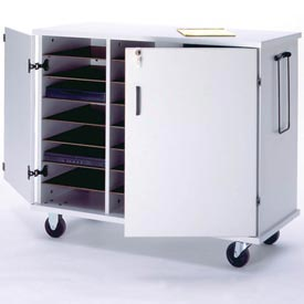 Ironwood Glacier™ Laptop Storage Cart