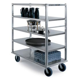 Queen Mary Aluminum Banquet Carts