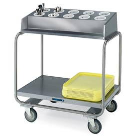 Tray And Utensil Rack Carts
