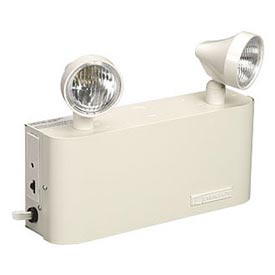 Steel  & NYC Approved Emergency Lights