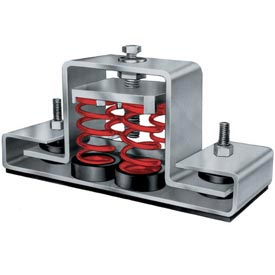 Seismic And Wind Vibration Isolators