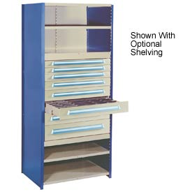 Lyon® Modular Drawers For 36-Inch Wide Shelving