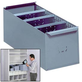 Lyon® Heavy Duty Steel Shelf Boxes