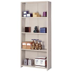 Lyon® Closed Steel Shelving 18 Gauge - 84