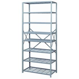 Lyon® Open Steel Shelving
