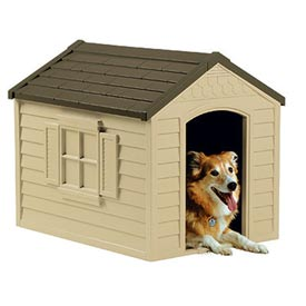 Suncast® Dog Houses