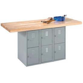 Steel Storage Workbenches