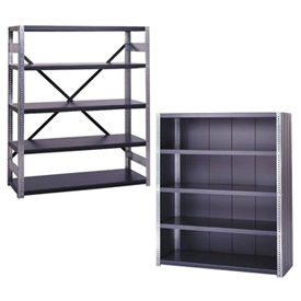 Valley Craft - Adjustable HD Shelving (2,500 lb shelf cap)