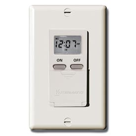 EI500 Series Decorator Digital 7-Day Time Switches